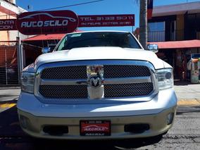 Flamante Dodge Ram Laramie Longhorn 4x4 2014 Unico Dueño
