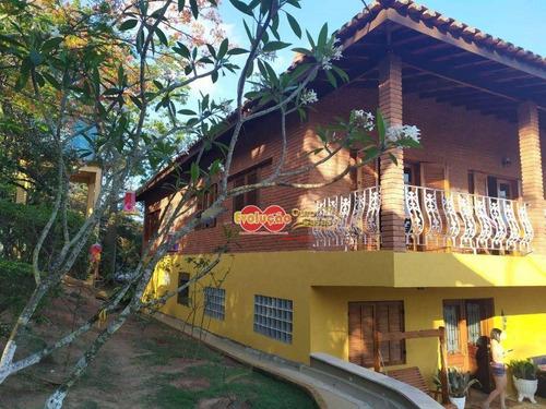 Imagem 1 de 12 de Chácara - Terras De São Sebastião - Ch0779