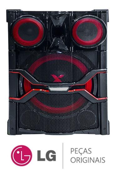 Caixa De Som Acústica Xboom Ns9740 Cm9740 Mini System LG