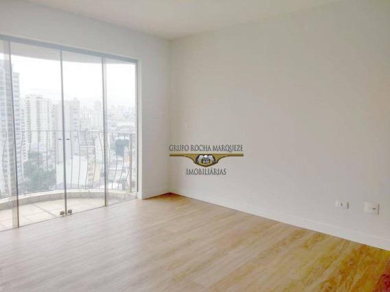 Apartamento Com 3 Dormitórios À Venda, 107 M² Por R$ 647.000,00 - Belém - São Paulo/sp - Ap2436