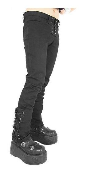 Pantalon Goth Rock Gotico Te531