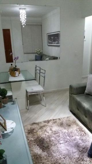 Apartamento Em Vila Euro, São Bernardo Do Campo/sp De 59m² 2 Quartos À Venda Por R$ 255.000,00 - Ap133349