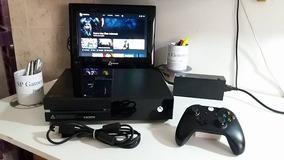 Xbox One 500gb Controle Original Sem Fio 2 Jogos De Brinde