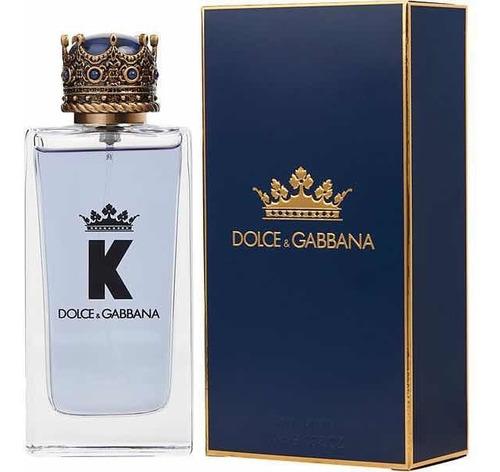 Imagen 1 de 3 de Perfume Dolce Y Gabbana K Eau De Perfum 100ml