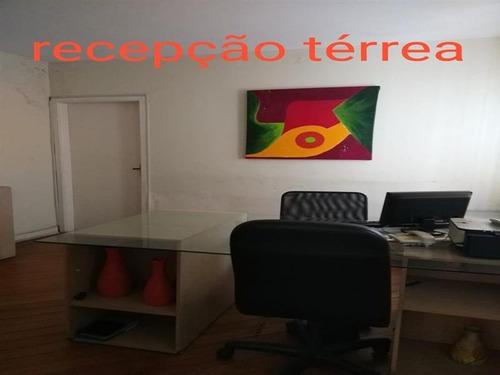 Sobrado Comercial Com 250 M², 10 Salas E 12 Vagas. - 14183