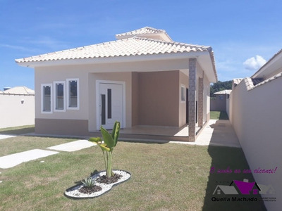 Maravilhosa Casa C 3 Qts Em Itaipuaçu! - 166