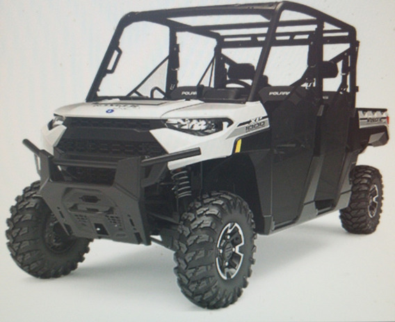 Polaris Ranger Crew Xp 1000 6plazas 2019 L/nueva Mtn