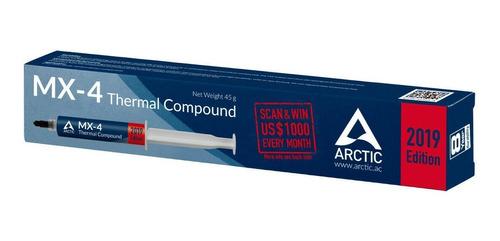 Pasta Termica Arctic Mx4 20gramos