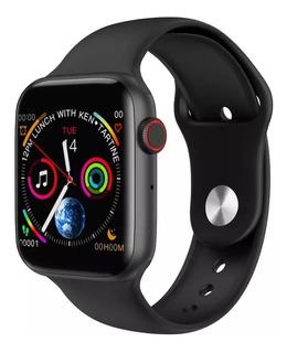 Relogio Smartwatch Iwo 8 Lite Inteligente Bluetooth, Musica