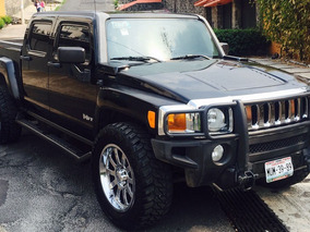 Preciosa Hummer H3t Adventure Pick Up 2009 Acepto Auto
