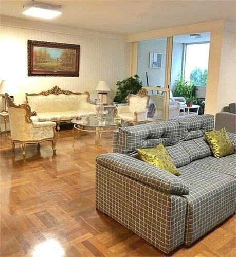 Apartamento À Venda No Jardim Paulista Com 382m², Alto Padrão - 345-im512821