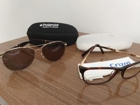 Óculos (sol E Grau) Originais