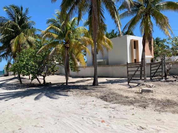 Playa San Crisanto Yucatan A 30 Metros Del Mar Se Renta