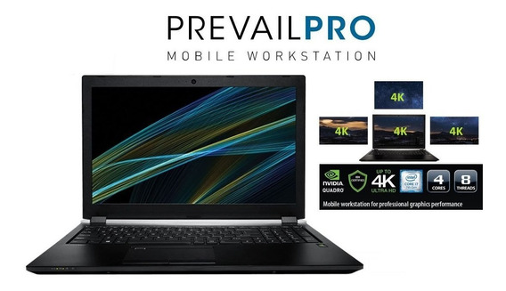 Notebook Mobile Workstation Pny Prevailpro Quadro P3000