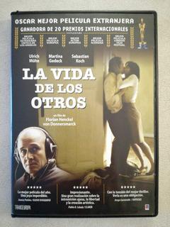 La Vida De Los Otros - Ganadora Oscar Película Extranjera