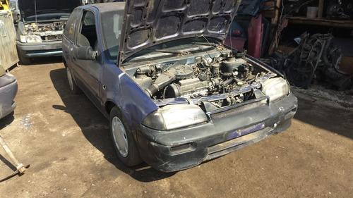 Imagem 1 de 5 de Suzuki Swift 1.0 3cc 1995 Sucata Somente Peças