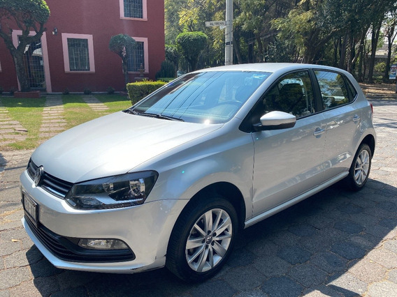 Volkswagen Polo 1.6 Mt 2018