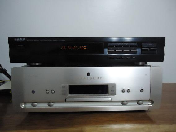 Tuner Yamaha Tx 396l - Original ! Em Ótimo Estado