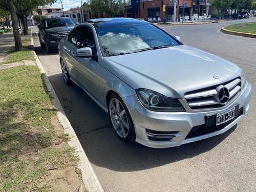 Mercedes-benz 250 Coupe 250 Blue