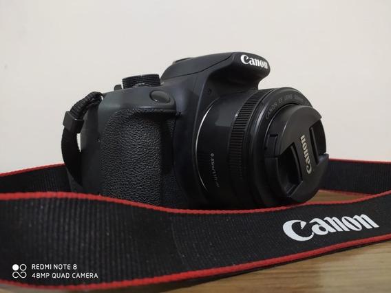 Canon T5 Somente Corpo - Usada
