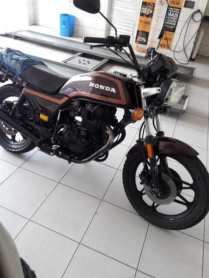 Honda Cb 2 400cc