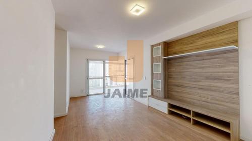 Apartamento Para Venda No Bairro Tatuapé Em São Paulo - Cod: Ja520 - Ja520