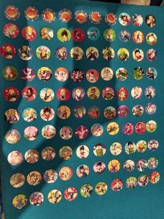 Coleccion Completa De Tazos Dragon Ball Z
