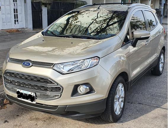 Ford Ecosport 1.6 Titanium C/gnc Unica Mano