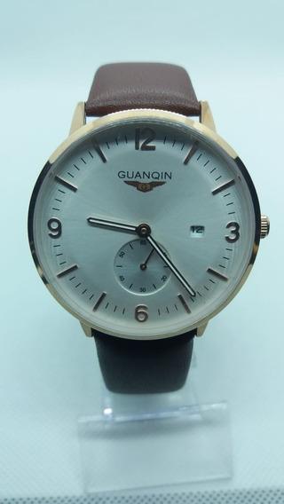 Relógio De Luxo Guanqin