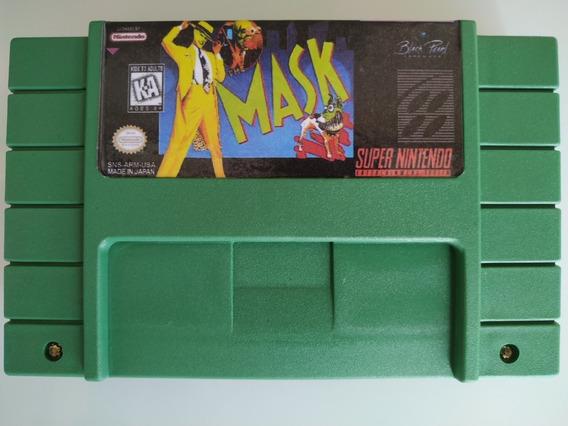 The Mask - O Máscara Super Nintendo Snes