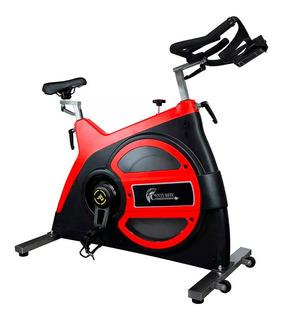 Bicicleta Spinning Magnetica Fija Profesional 20kg Centurfit