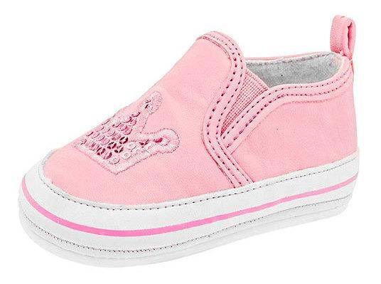 Ensueño Sneaker Casual Niña Rosa Princesasdisney Bta44409
