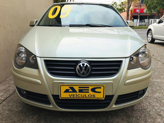 Volkswagen Polo Hatch 1.6 Sportline Flex 2009