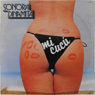 Sonora Dinamita Mi Cucú Disco