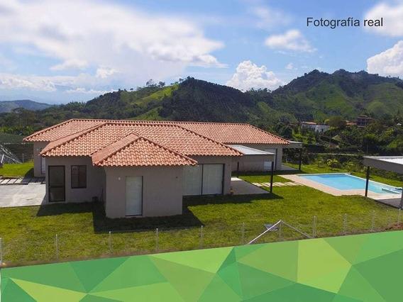 Venta Casas Condominio Campestre En Combia