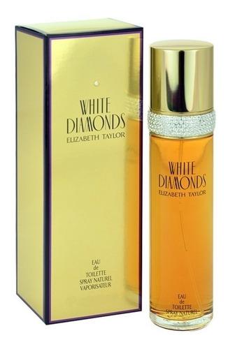 Perfume Diamante Blanco De Elizabeth T - mL a $1350