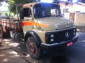 Caminhão Mb, Ano 80 Carroceria Aberta. Truck