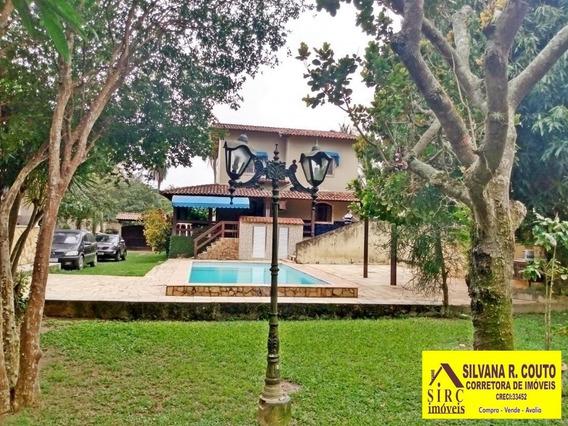 Chácara 2.000 M² Em Itaocaia Valley - Casa Duplex 6 Qts (1 Suíte)-r$ 550 Mi - 256