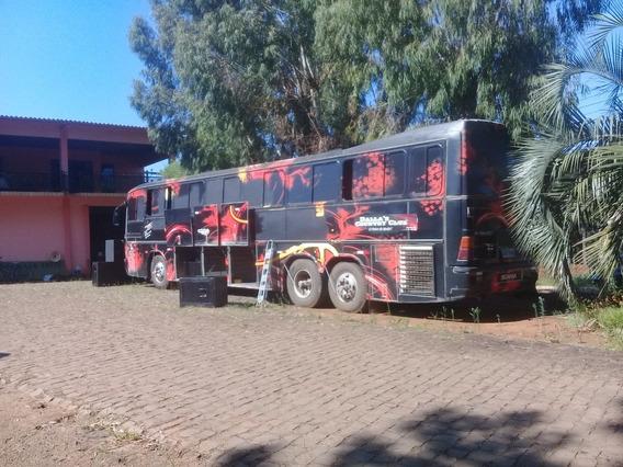 Banda Completa Com Onibus Scania 112