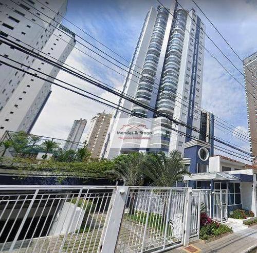 Imagem 1 de 21 de Apartamento À Venda, 131 M² Por R$ 1.300.000,00 - Jardim Anália Franco - São Paulo/sp - Ap2962