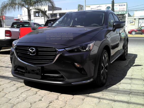 Mazda Cx3 Touring 4 Cil 2.0 Lts Piel Enganche $ 69,600