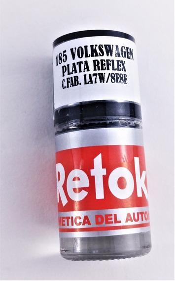 Pintura Retok Vw Plata Reflex Codigo Fabrica La7w