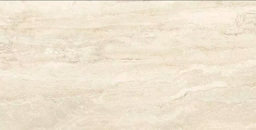 Porcelanato Marmol Travertino 52x105cm