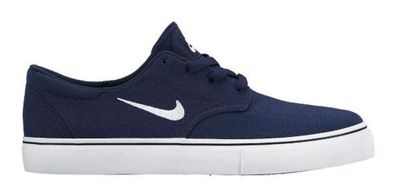 Zapatillas Nike Clutch Azules - Originales