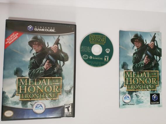 Medal Of Honor Frontline Game Cube Original Semi-novo