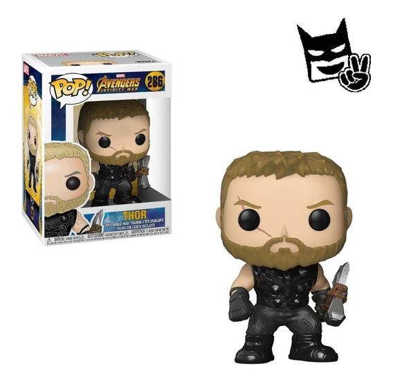 Thor Funko Pop 286 Avengers Infinity War @elviejonbatman