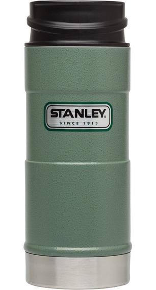 Vaso Termico Stanley 354ml Mug One Hand Original Verde Café