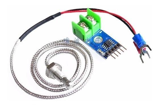 Modulo Leitor Temperatura Max6675 Termopar Tipo K Arduino