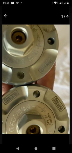 Imagem 1 de 8 de Yamaha Suspensão Ohlins