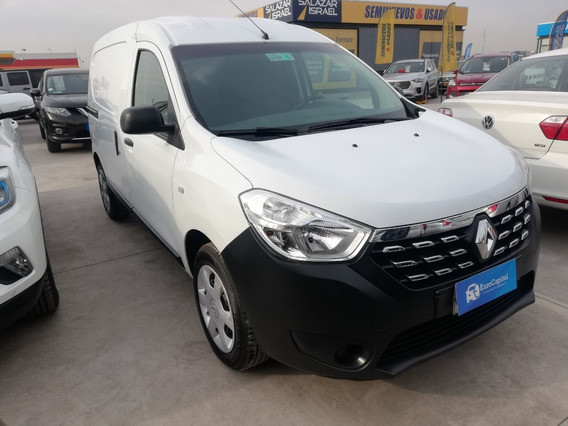 Renault Dokker 2018 Diesel Con Aire Acond.